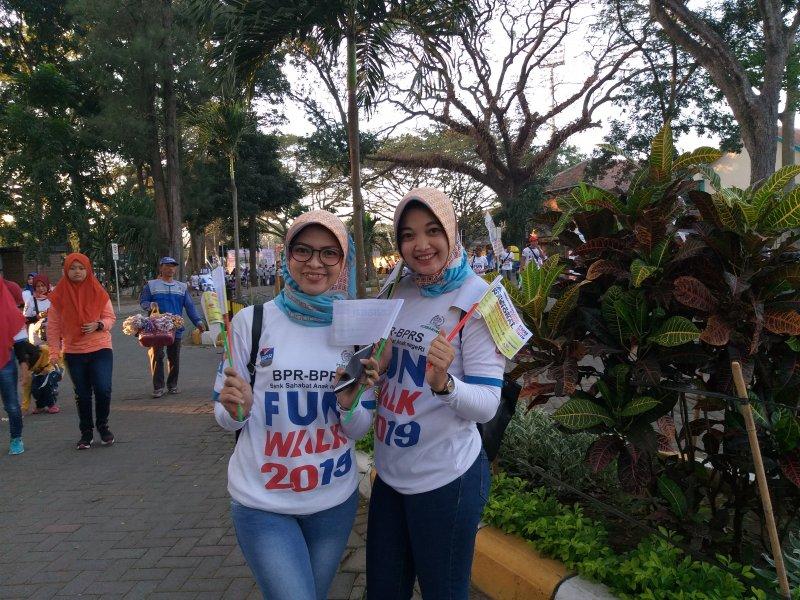 Fun Walk Hari BPR/BPRS Nasional 2019 #4